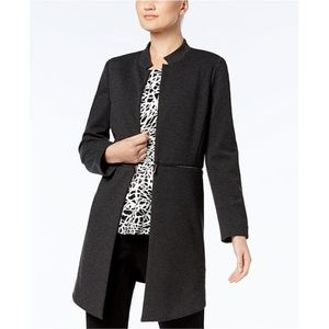 Open-Front Topper Jacket